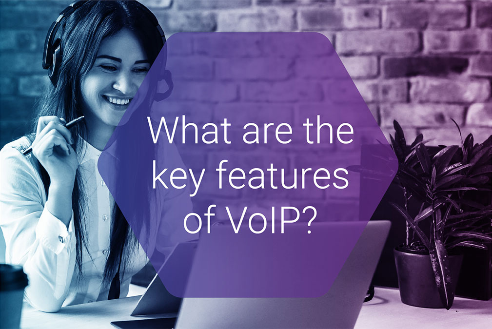 What are the key features of VoIP from Jutel?